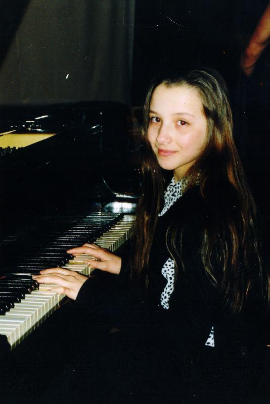 Пианистка КЭТ