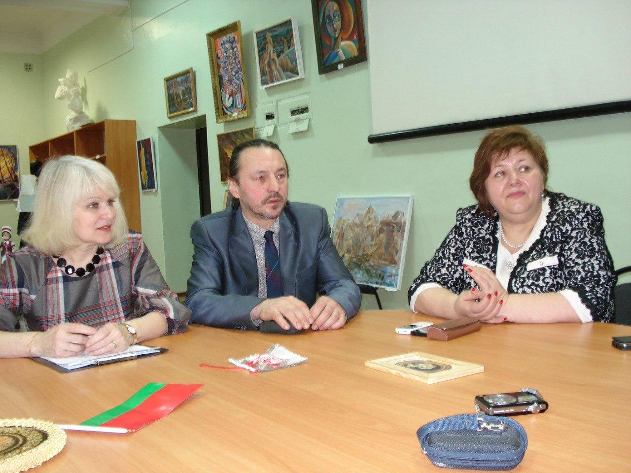 Собрание белорусов г. Сегежи