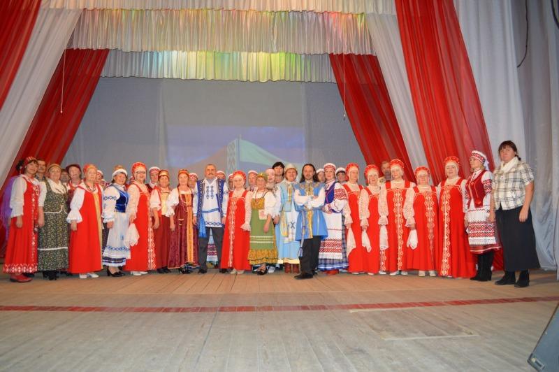 Фестиваль белорусской культуры Вячорки